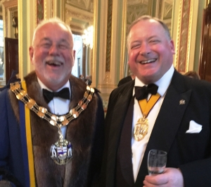 Wardens take part in Lord Mayor's Abseil Challenge