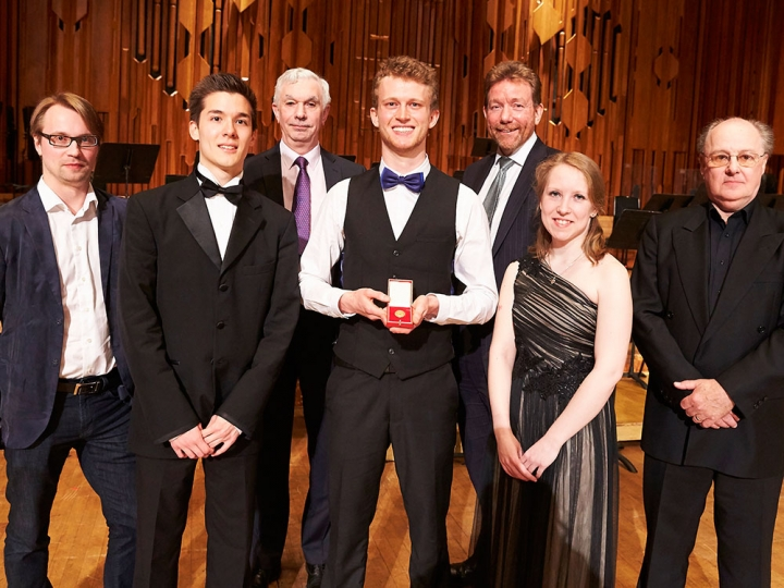 Gold Medal Concert Guildhall School of Music and Drama