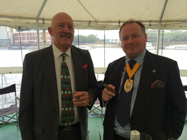 Master Mariners Summer Reception