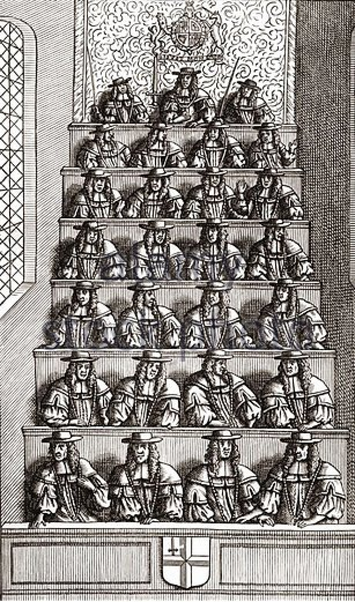 Service of Thanksgiving and Election of the Lord Mayor (1666ish)