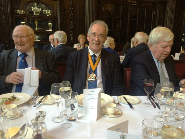 Election Luncheon at Stationer's Hall