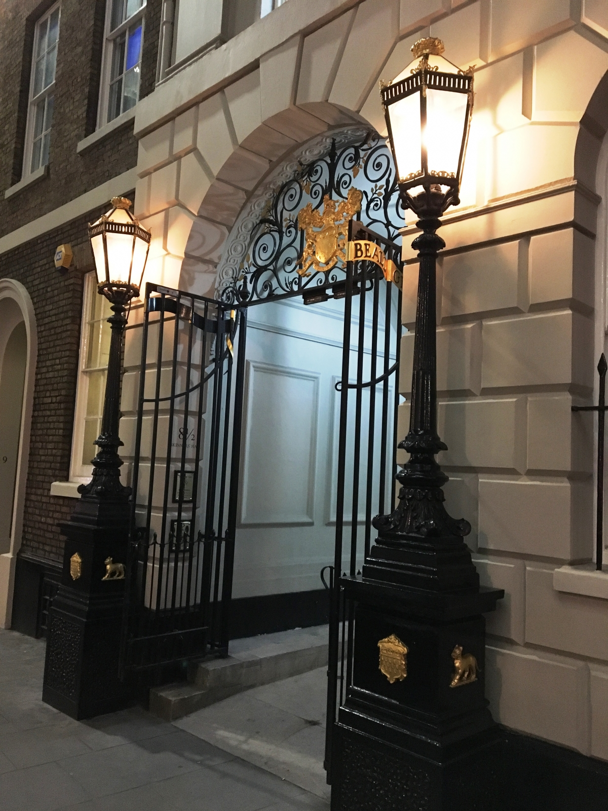 Fanmakers Court Dinner: Skinners' Hall
