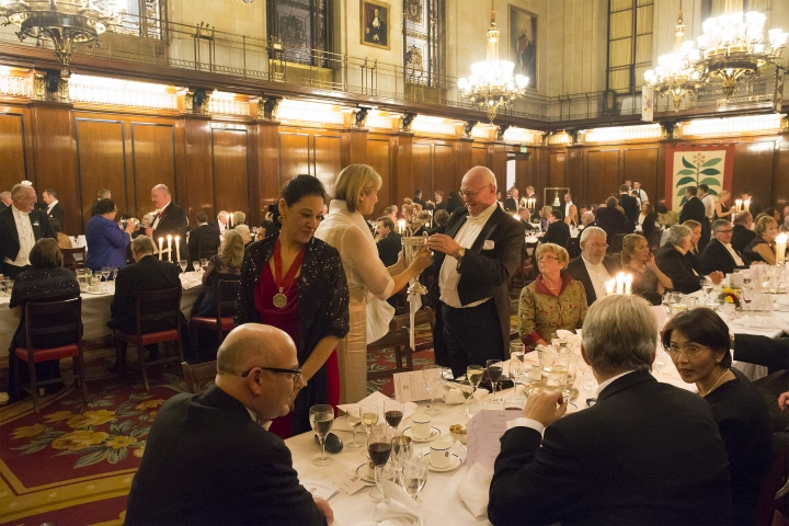 Annual Banquet (Ladies Banquet): Merchant Taylors' Hall