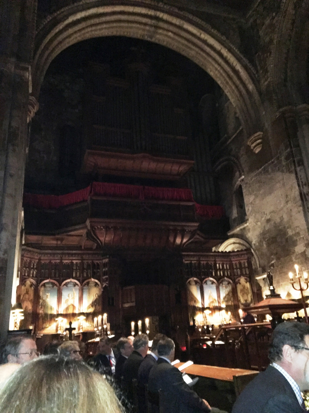 Cutlers' 600th Anniversary Service and Reception