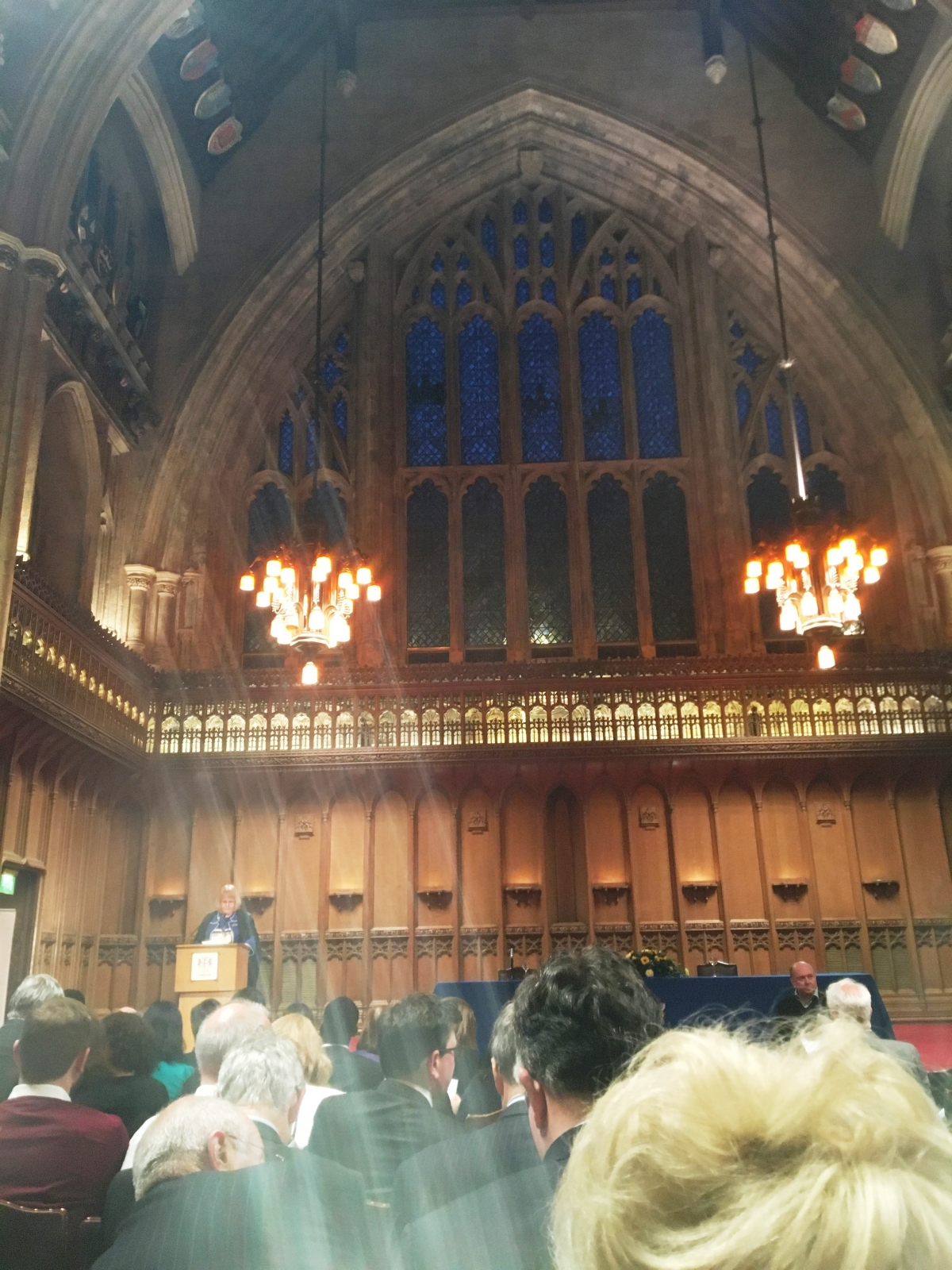 World Traders' Tacitus Lecture, Guildhall
