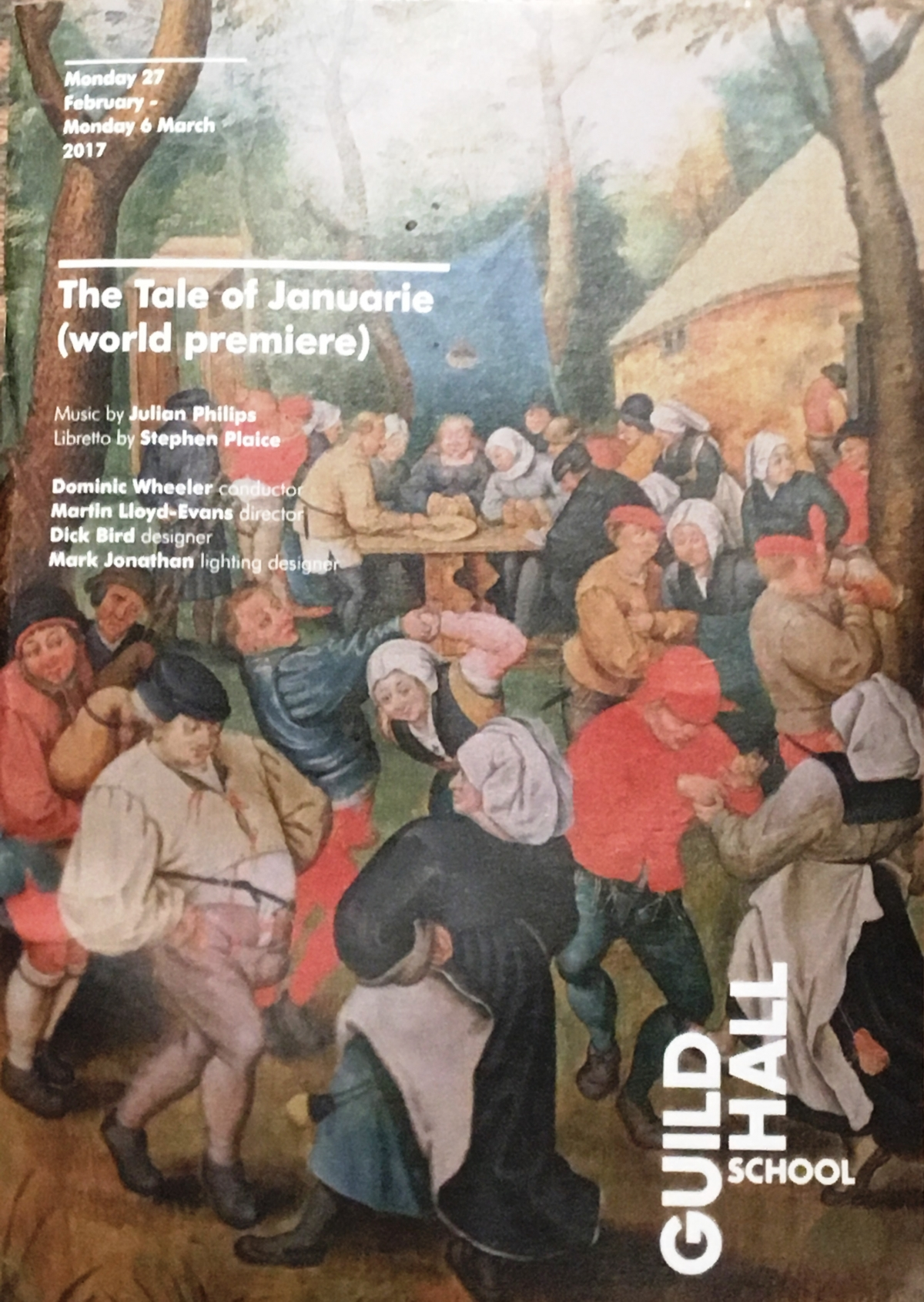 The Tale of Januarie (Guildhall School of Music & Drama)