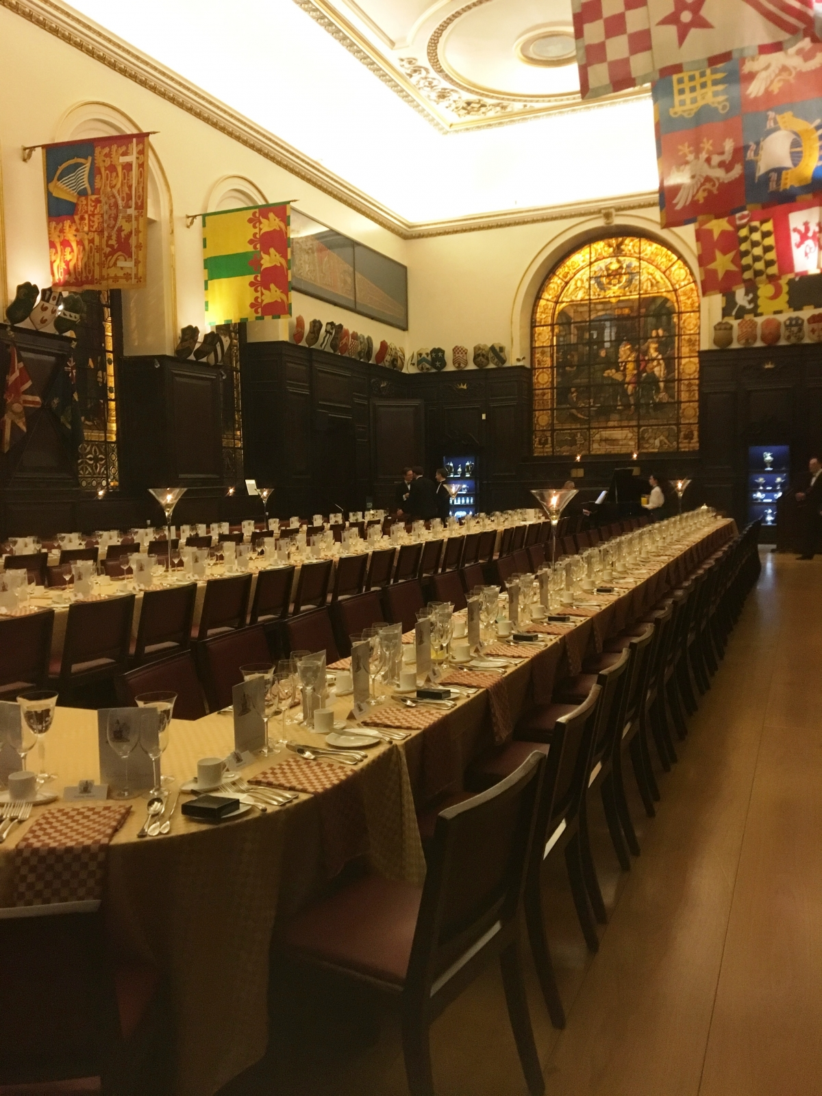 Tax Advisors' Budget Banquet, Stationers' Hall