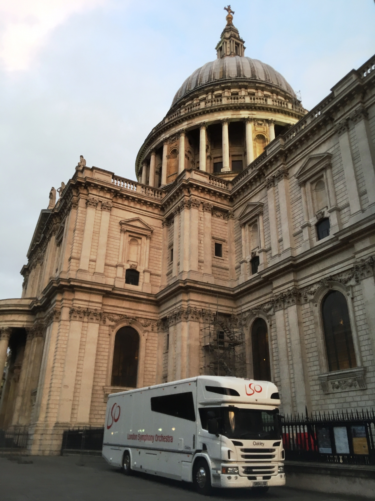 Lord Mayor's Gala Concert with LSO, St. Paul's Cathedral