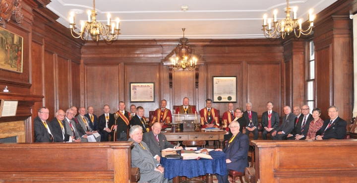 Election Court & Lunch, Tallow Chandlers' Hall