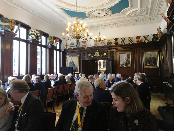 United Guilds Lunch, Stationer's Hall