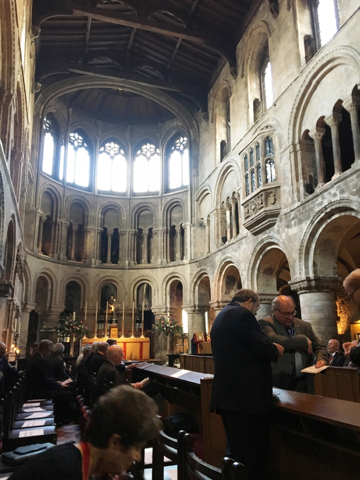 Barts View Day and Reception, Priory Church/Barts Great Hall
