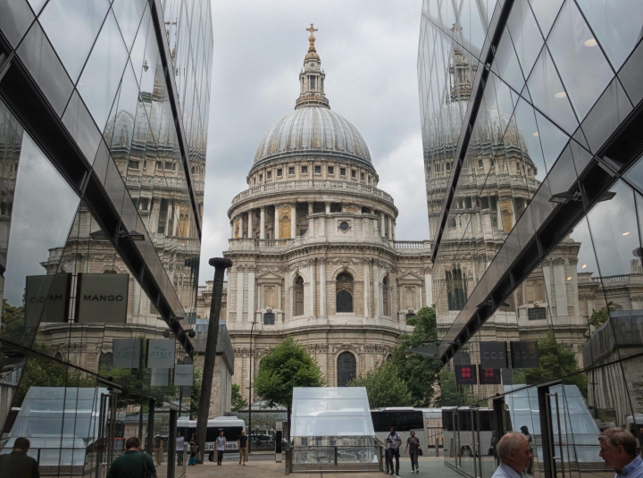 Plumbers' and Constructors' Annual City Churches Walk