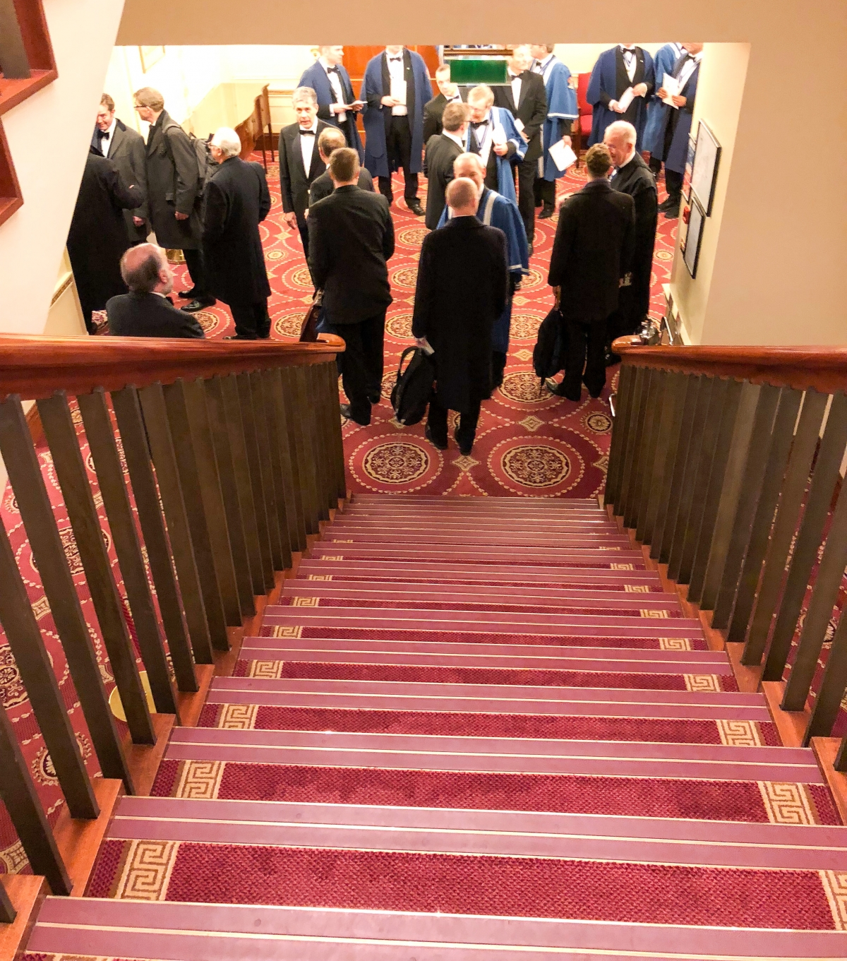 Plaisterers' Masters and Wardens' dinner