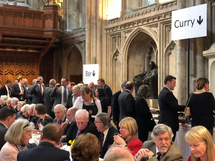 The Lord Mayor's Big Curry Lunch