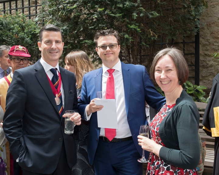 Installation Luncheon - Saddlers' Hall