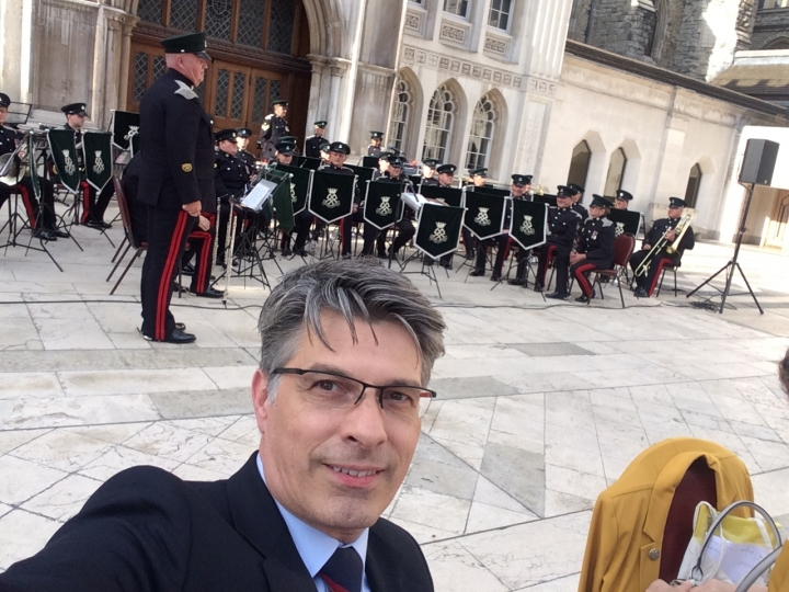 Concert by the Band of the Royal Yeomanry
