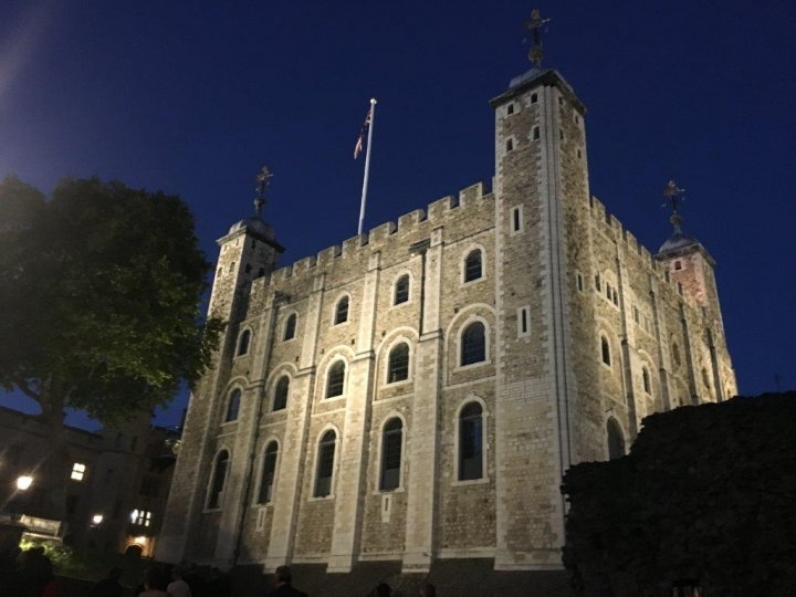 Smoking Club Quarterly Drinks - The Tower of London