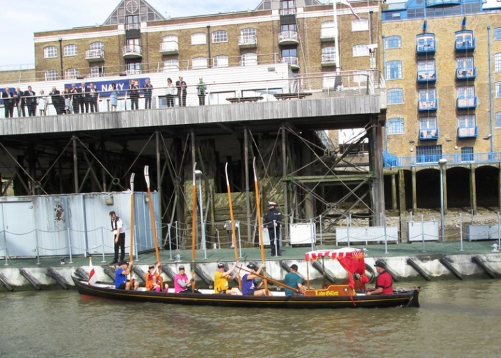 Sheriffs' & Recorder's Fund Rowing Challenge