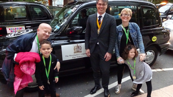 The Childrens' Magical Taxi Tour Big Breakfast