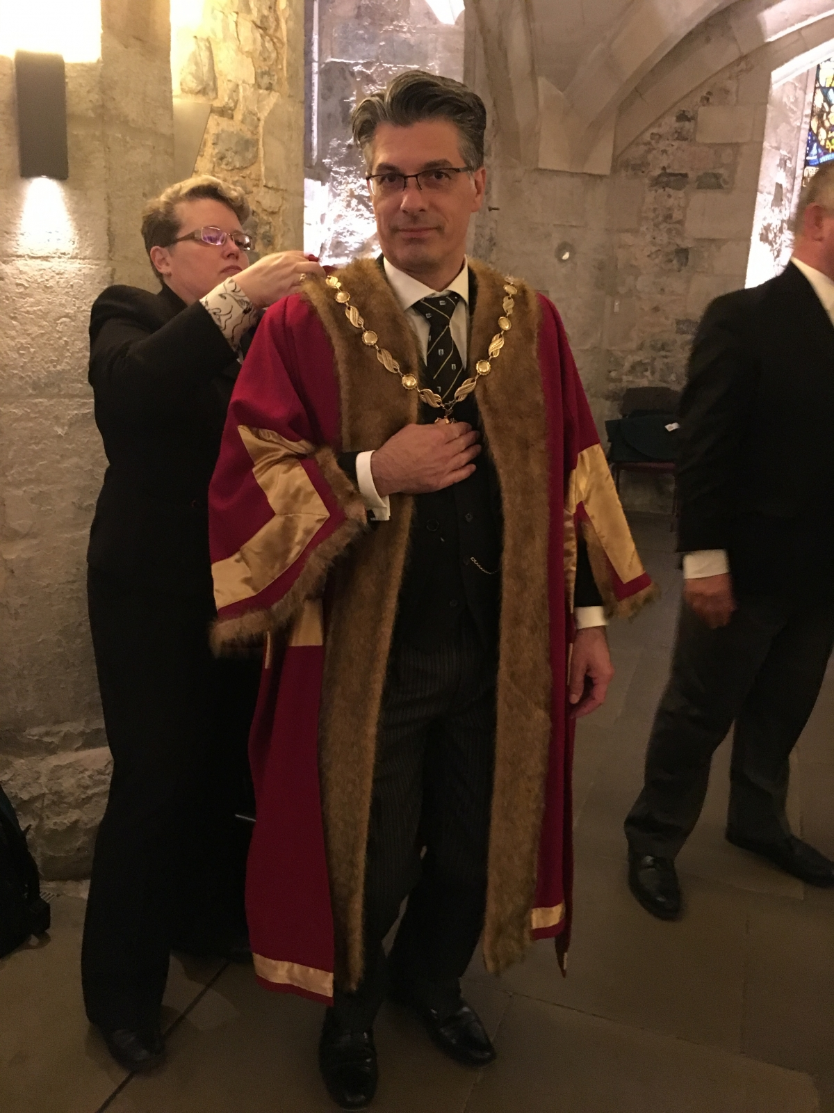 Election of Lord Mayor