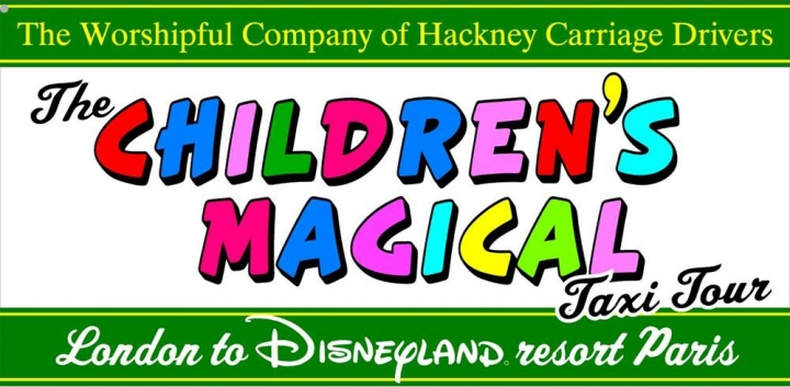 Children's Magical Taxi Tour 25th Anniversary Banquet