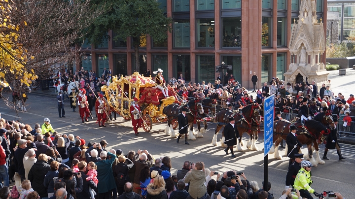 The Lord Mayor's Show