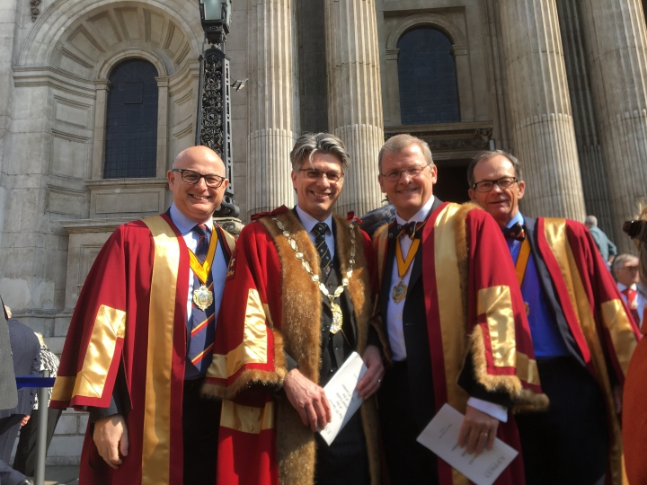 United Guilds Service, St Paul's Cathedral