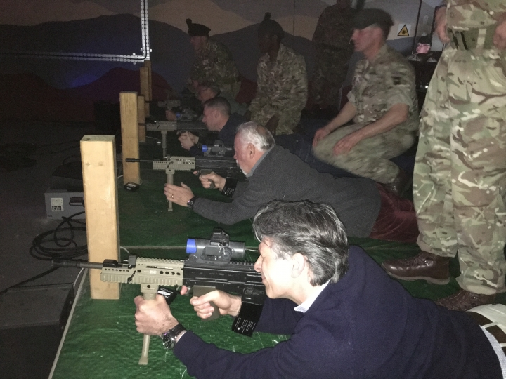 The Sirrah Cup Shooting Competition