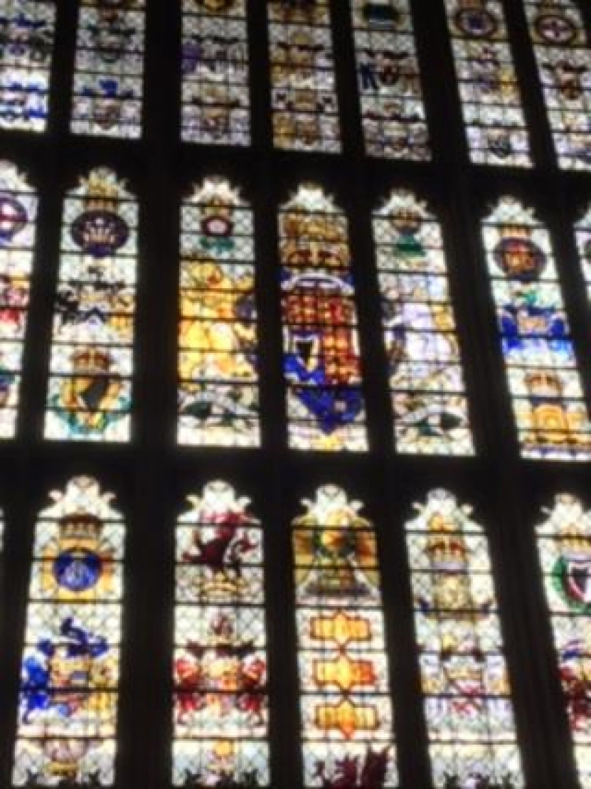 Houses of Parliament and the Royal Courts of Justice