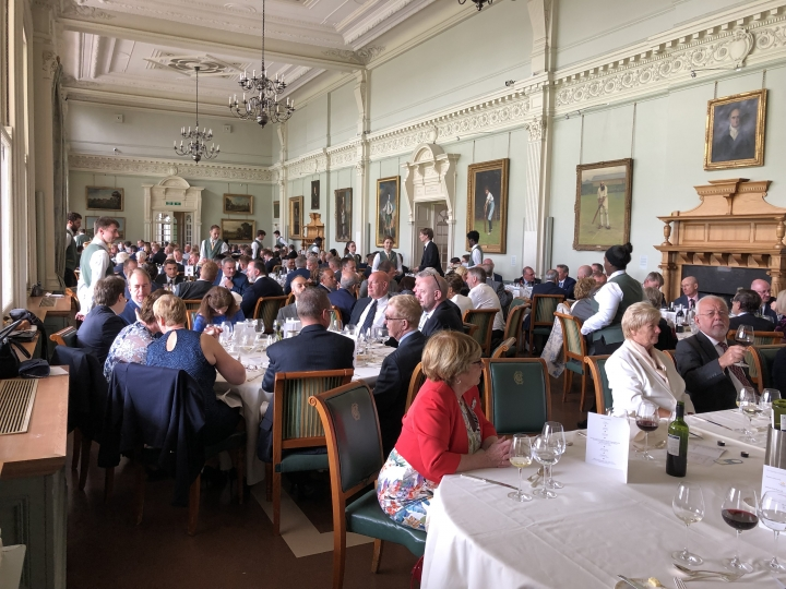 Tobacco Trade Sponsored Charity Lunch