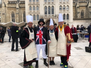 Inter-Livery Pancake Races 2020
