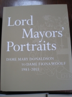 Lord Mayors' Portraits - Book Launch at Wax Chandlers Hall